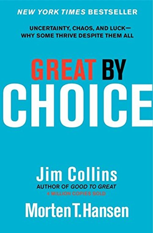 photo Wallpaper of -Great By Choice: Uncertainty, Chaos, And Luck  Why Some-