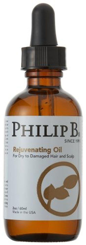 photo Wallpaper of Philip B.-PHILIP B REJUVENATING OIL For Dry To Damaged Hair & Scalp 60 Ml-