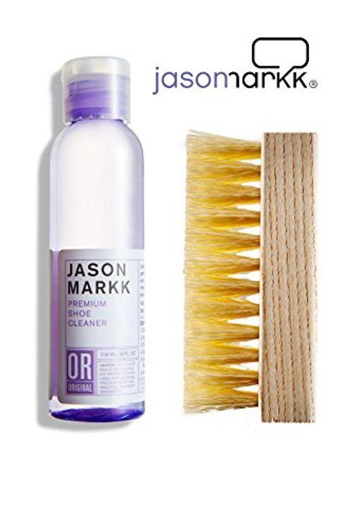photo Wallpaper of Jason Markk-Jason Markk 4 Oz.Premium Shoe Cleaning Kit Protector Del Calzado-Transparent