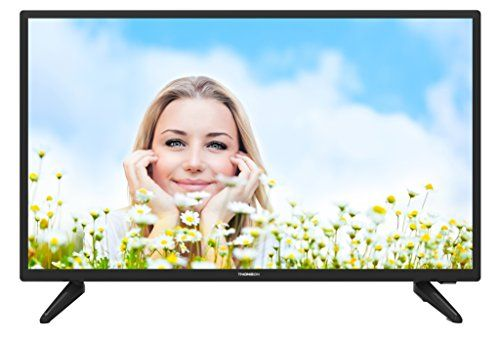 photo Wallpaper of Thomson-Thomson 32HC3106 81 Cm (32 Zoll) Fernseher (HD Ready, Triple Tuner)-Schwarz