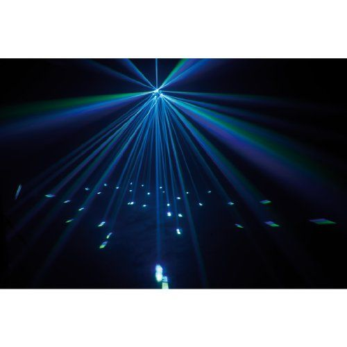 photo Wallpaper of American DJ-ADJ Quad Phase 4 In 1 LED Moonflower (10 Watt)-