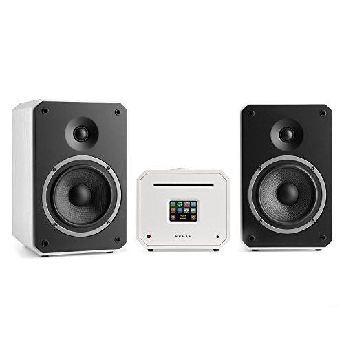 photo Wallpaper of NUMAN-NUMAN Unison Octavox 702 MKII Edition • Stereoanlage • Verstärker-weiß - mit Lautsprechern