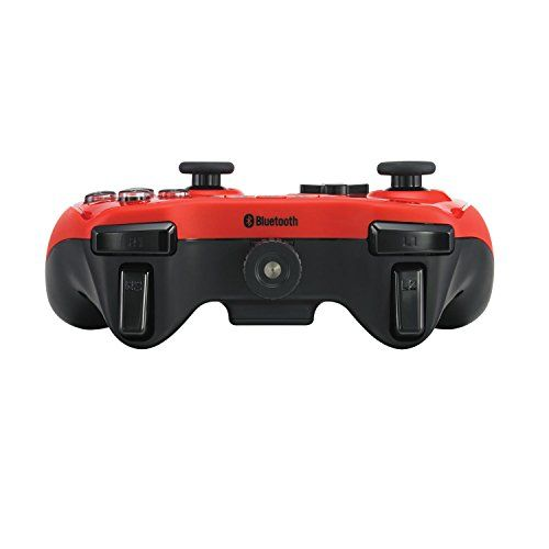 photo Wallpaper of Mad Catz-Mad Catz C.T.R.L.R Mobile Gamepad Für Android/Amazon Fire Fernsehen/PC/Mac Gloss Rot-rot