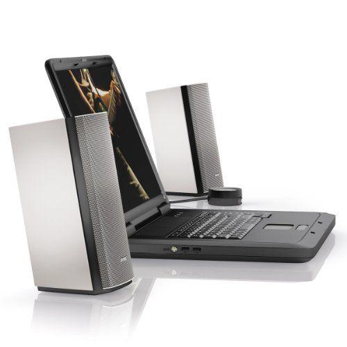 photo Wallpaper of Bose-Bose ® Companion 20 PC Lautsprecher System, Silber-