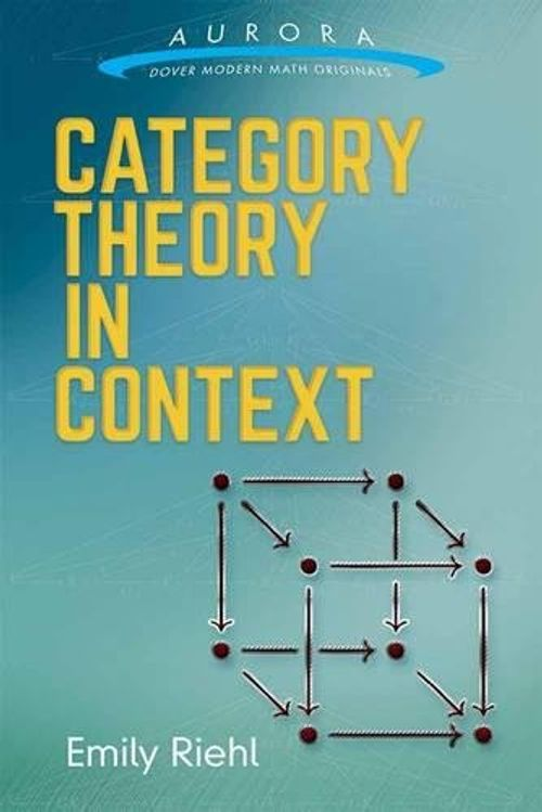 photo Wallpaper of -Category Theory In Context (Aurora: Dover Modern Math Originals)-