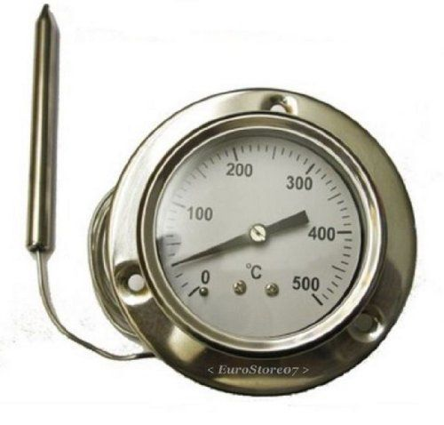 photo Wallpaper of RICEL SUD-1 ^ 500 GRAD THERMOMETER PROBE FLEXIBLE LANG CM 160   Für-