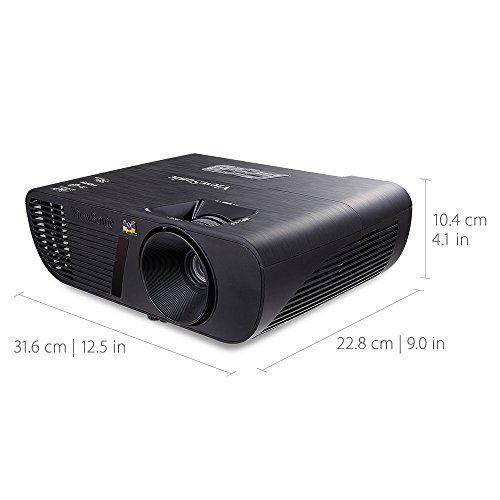 photo Wallpaper of ViewSonic-Viewsonic PJD5155 DLP Projektor (SVGA, 3.300 ANSI Lumen, HDMI, Lautsprecher,-Schwarz