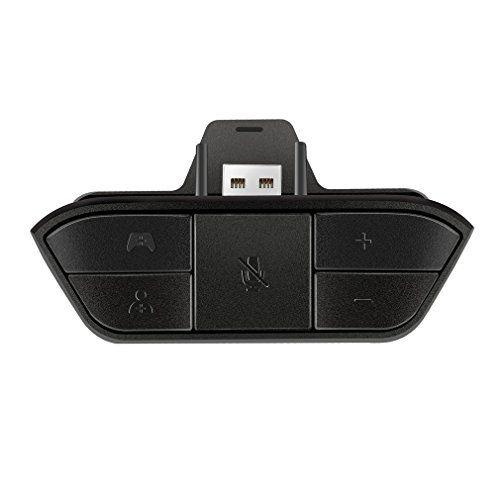 photo Wallpaper of Jasnyfall-Jasnyfall Stereo Headset Adapter Kopfhörer Konverter Für Xbox One Game Controller-schwarz