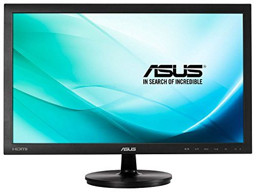 photo Wallpaper of ASUS Computer-Asus VS247HR 59,9 Cm (23,6 Zoll) Monitor (Full HD, VGA, DVI,-schwarz