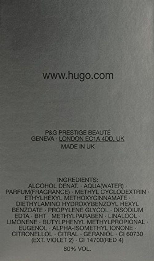 photo Wallpaper of Hugo Boss-HUGO BOSS HUGO HUGO XY MAN Agua De Tocador Vaporizador-
