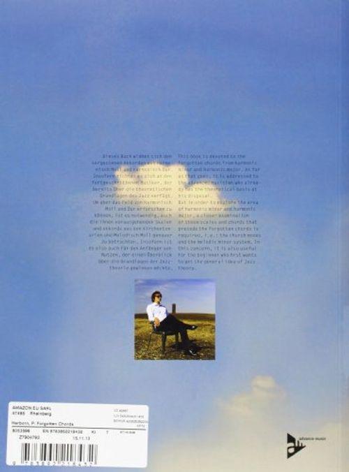 photo Wallpaper of Advance Music Veronika Gruber GmbH-The Forgotten Chords: Die Vergessenen Akkorde. Lehrbuch. (Advance Music)-