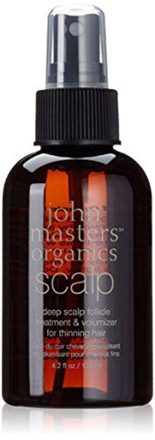 photo Wallpaper of John Masters Organics-Tratamiento John Masters Organics Profunda Del Cuero Cabelludo Folículo Y Voluminizador Para El-