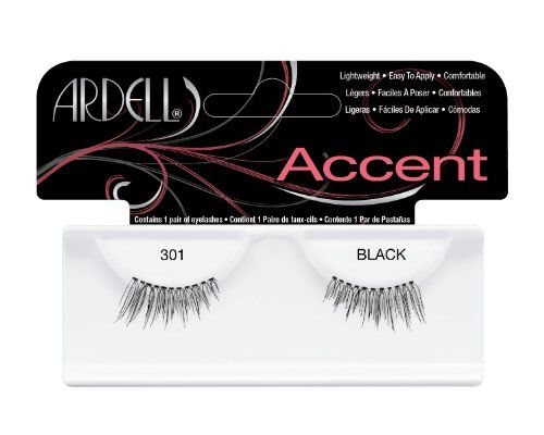 photo Wallpaper of Ardell-Ardell Lash Accents 301, Das Original, Black, 1er Pack (1 X 1 Paar)-
