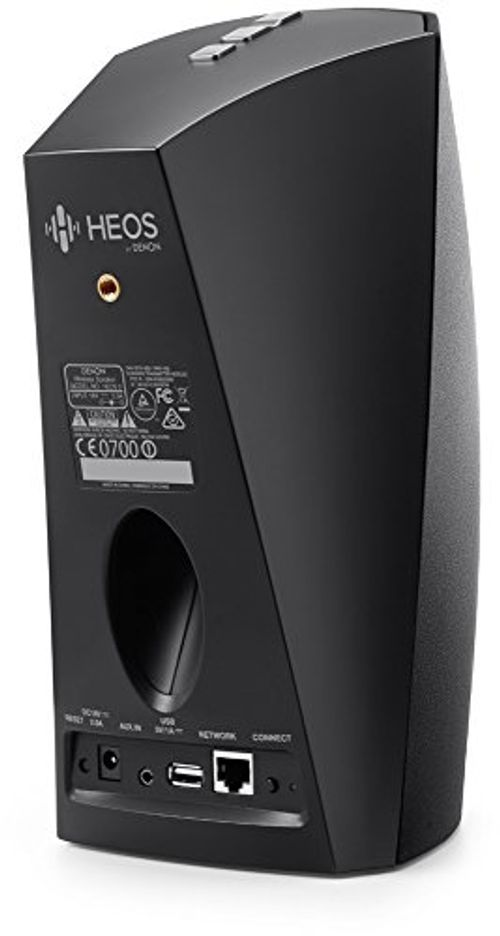 photo Wallpaper of Denon-HEOS By Denon HEOS3 HS2 Multiroom Audio Streaming Lautsprecher (High Res Audio, Amazon-schwarz