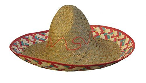 photo Wallpaper of tnt-shop-de-Bunter Poncho Und Sombrero Als Set   Mexikaner Kostüm-
