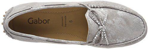 photo Wallpaper of Gabor-Gabor Shoes Damen Casual Slipper, Grau (Grau), 41 EU-Grau (Grau)
