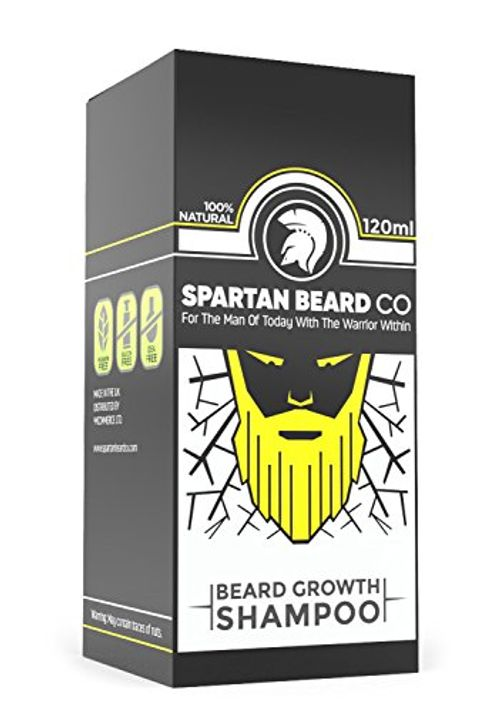 photo Wallpaper of Spartan Beard Co-Premium Lujo Barba Wash Champú De Barba, De Spartan Barba Co.-