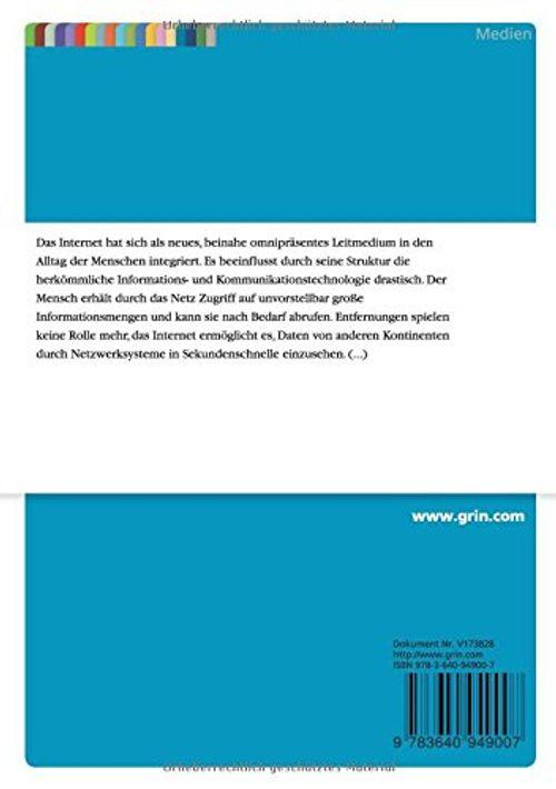 photo Wallpaper of Books on Demand-Das Netz   Datentransfer Und Kommunikation Im Internet-
