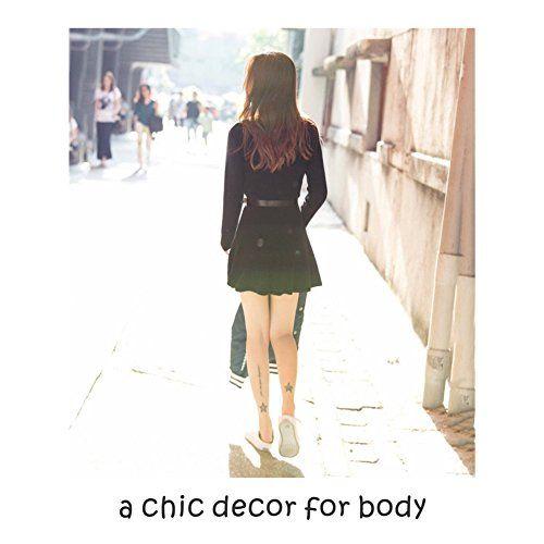 photo Wallpaper of MAPLE UK-282Designs Gesicht Farbe Schablonen Body Schablonen Glitzer Body Art Tattoo-rose