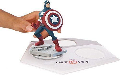 photo Wallpaper of Disney-Disney Infinity 2.0: Einzelfigur   Captain America   [alle Systeme]-