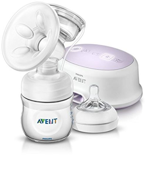 photo Wallpaper of Philips Avent-Philips Avent SCF332/01   Sacaleches, Extractor De Leche Eléctrico, Con-