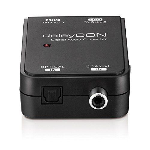 photo Wallpaper of deleyCON-DeleyCON   Digital Toslink Zu Digital Coax Audio Konverter  -