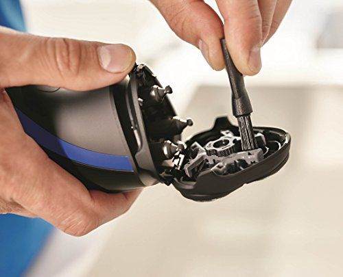 photo Wallpaper of Philips-Philips S1510/04   Afeitadora Eléctrica, Afeitar Con Cuchillas CloseCut,-Negro Y Azul