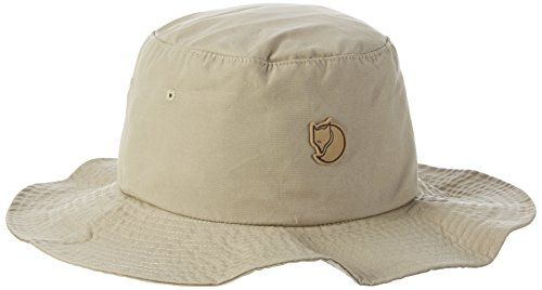 photo Wallpaper of Fjällräven-Fjällräven Erwachsene Hut Hatfield Hat, Light Khaki, M, 79258 236-Light Khaki