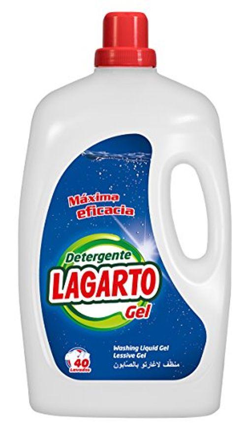 photo Wallpaper of Lagarto-Lagarto Detergente Lavadora Liquido GEL 40 Lav. Paquete De 4 X 2960-