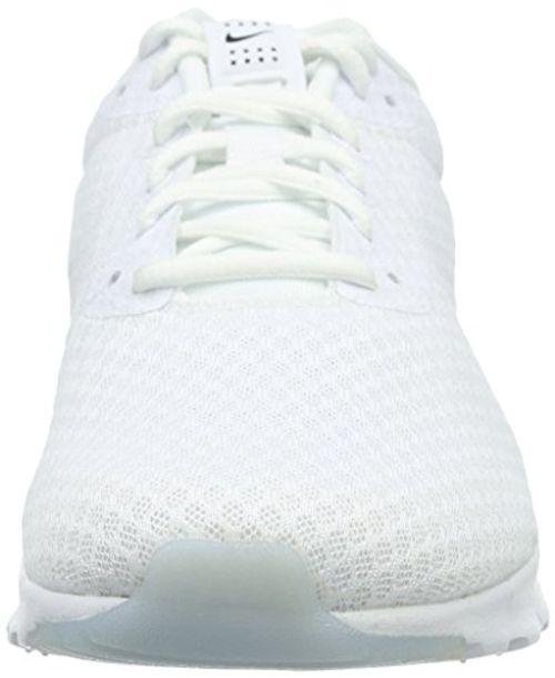 photo Wallpaper of Nike-Nike Herren Air Max Motion UlLaufschuhe, Weiß (White/White Black_110), 42.5-Weiß (White/White-black_110)