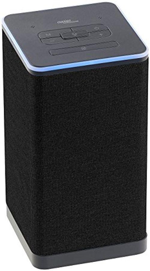 photo Wallpaper of auvisio-Auvisio Lautsprecher, Bluetooth: WLAN Multiroom Stereo Lautsprecher Mit Amazon Alexa Und-Schwarz