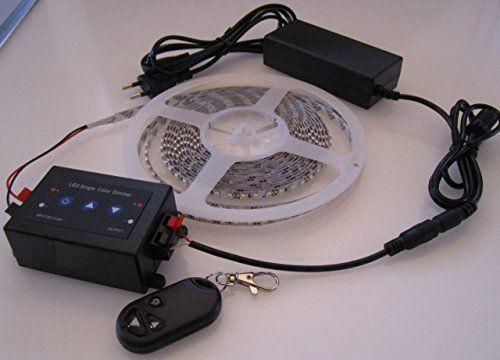 photo Wallpaper of ASS-SET ULTRA HIGHPOWER LED Strip Streifen Leiste SUPERHELL 5mt Warmweiß Weiss 300LED,-