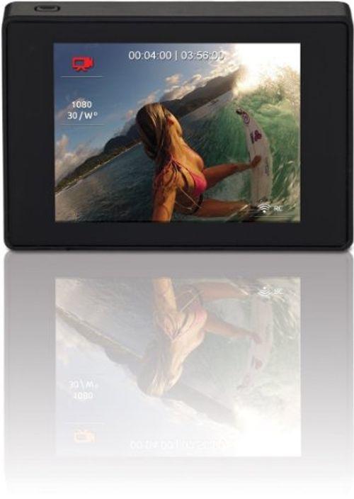 photo Wallpaper of GoPro-GoPro Kamera Zubehör   LCD Touch Bacpac, Schwarz, 3661-schwarz