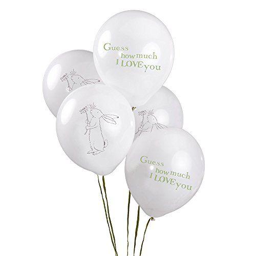 photo Wallpaper of Neviti-Neviti Bpwfa 4228Guess How Much I Love You Latex Luftballons-