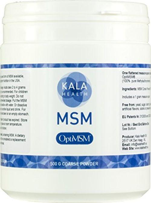 photo Wallpaper of Kala Health-Kala Health   OptiMSM Powder Coarse Flakes (500 G-