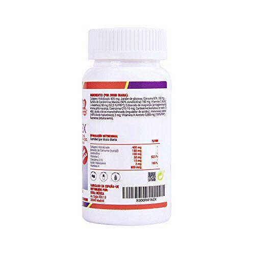 photo Wallpaper of COLAGENO-Comprimidos Masticables De Colágeno Con ácido Hialurónico, Cúrcuma Y Condroitina Para Articulaciones-