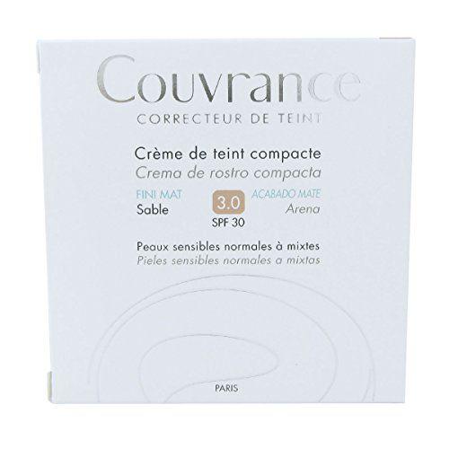photo Wallpaper of Avene-Avène, Couvrance Crema Rostro Compacta, SPF30, Color 3.0, Arena-