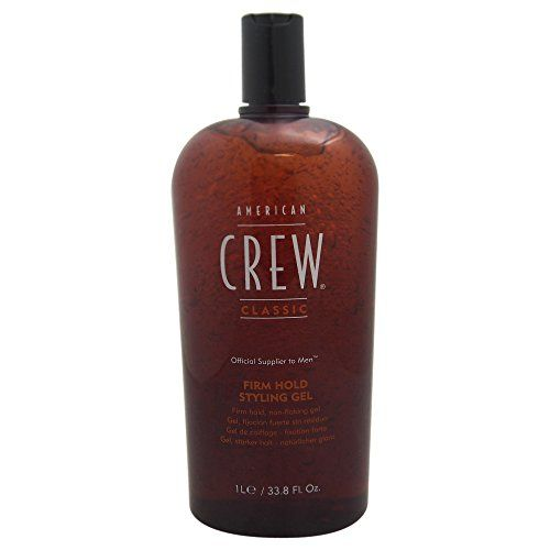 photo Wallpaper of American Crew-American Crew Classic Styling Gel Firm Hold Styling Fortaleza 1000ml Gel-