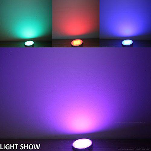 photo Wallpaper of BASON-LED Küche Unter Kabinett Beleuchtung Multi Farbe Veränderbar LED Akzentbeleuchtung-Fernsteuerung Multi Farbe