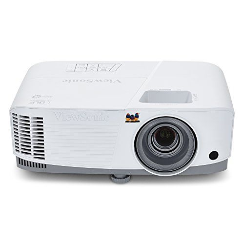 photo Wallpaper of ViewSonic-Viewsonic PA503W 3D Heimkino DLP Projektor (WXGA, 3.600 ANSI Lumen, HDMI,-Weiß