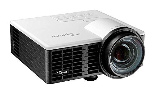 photo Wallpaper of Optoma-Optoma ML750ST LED Projektor (WXGA Beamer, 1280 X 800 Pixel, 800 LED-Schwarz