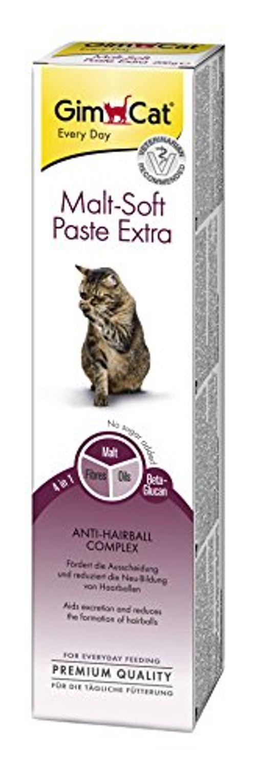 photo Wallpaper of GimCat-GimCat Malt Soft Paste Extra | Ballaststoffreicher Katzensnack Mit Anti Hairball-