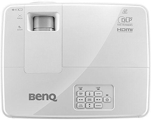 photo Wallpaper of BenQ-BenQ TH530 Full HD 3D DLP Projektor (Full HD, 3200 ANSI Lumen,-Weiß