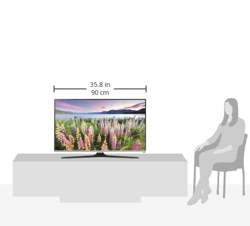 photo Wallpaper of Samsung-Samsung J5150 101 Cm (40 Zoll) Fernseher (Full HD, Triple Tuner)-Schwarz
