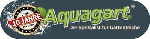 photo Wallpaper of Aquagart-Aquagart® 60m² Gartenvlies Unkrautvlies Unkrautfolie Mulchfolie Mulchvlies 150g 1,2m Breit + 10 Erdanker-