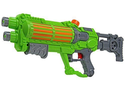 photo Wallpaper of Nick and Ben-Wasser Pistole Kinder Spielzeug 57 Cm Wasser Spritze Poolkanone Sommer Strand Beach Party-Mehrfarbig