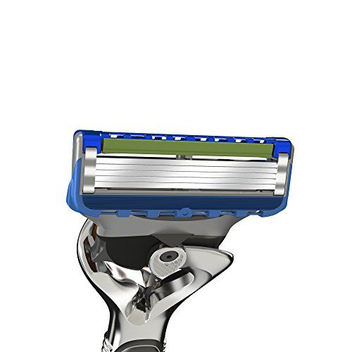 photo Wallpaper of Gillette-Gillette Fusion Proglide Power   Hoja De Afeitar Para Hombre, 8-
