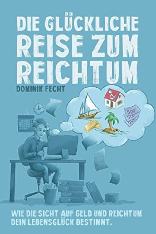 photo Wallpaper of -Die Glückliche Reise Zum Reichtum: Wie Die Sicht Auf Geld Und Reichtum-