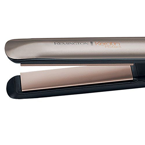 photo Wallpaper of Remington-Remington S8540 Keratin Protect   Plancha De Pelo, Revestimiento Cerámica, Pantalla Digital, 230°-