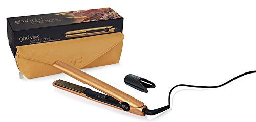 photo Wallpaper of GHD ES-Ghd V Gold Professional Classic Styler + Neceser   Plancha De Pelo Amber-Amarillo